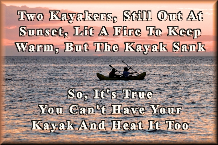 kayakdilemma