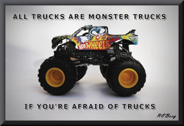 Motorized Monstrosities